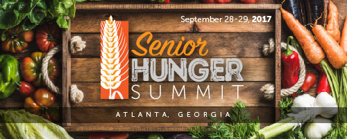 senior hunger summit
